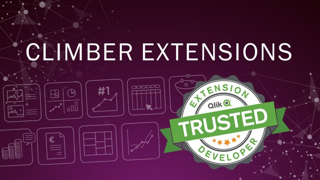 The Climber Custom Report Extension is TED accredited!