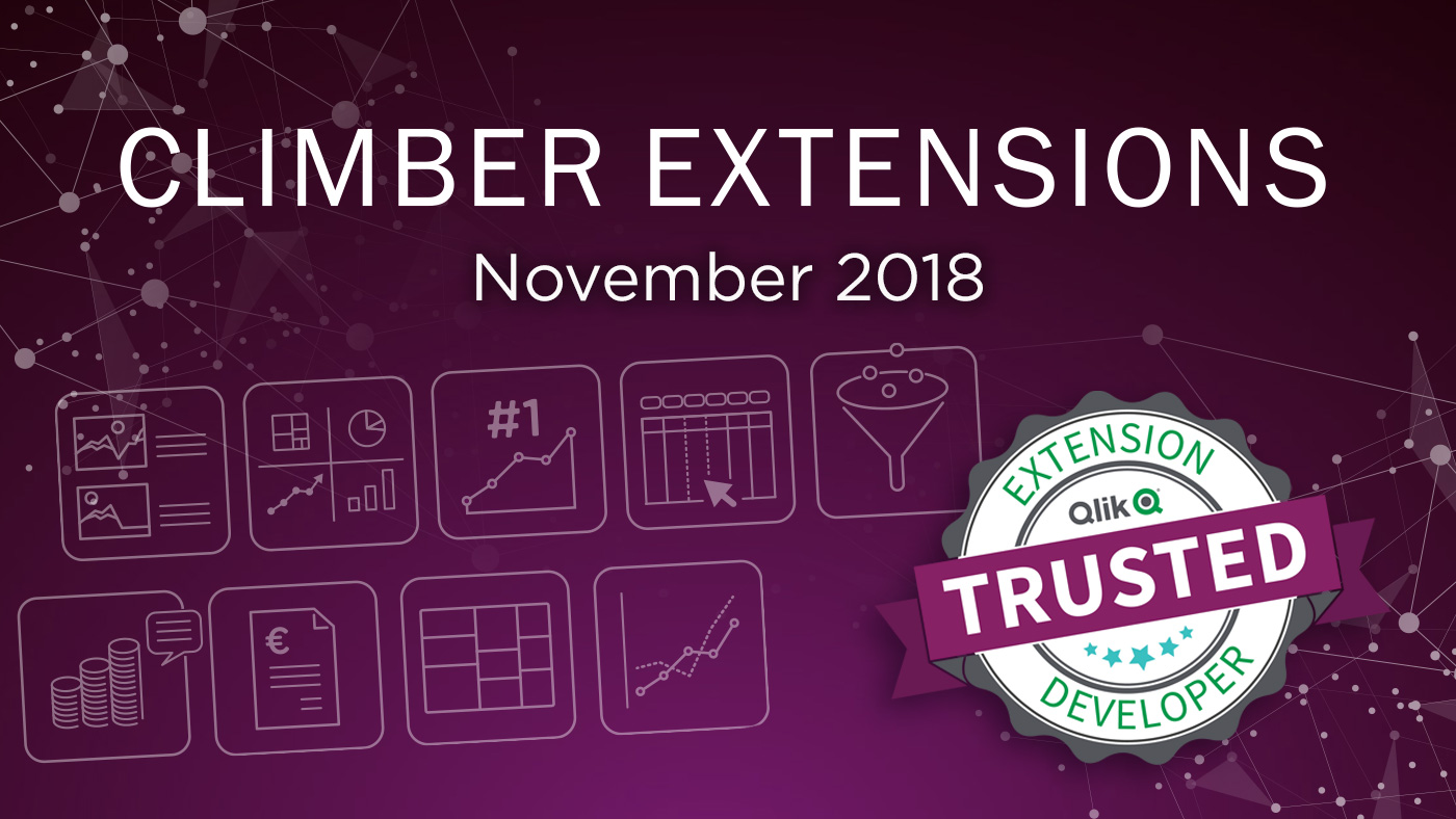 Climber Extensions November Release