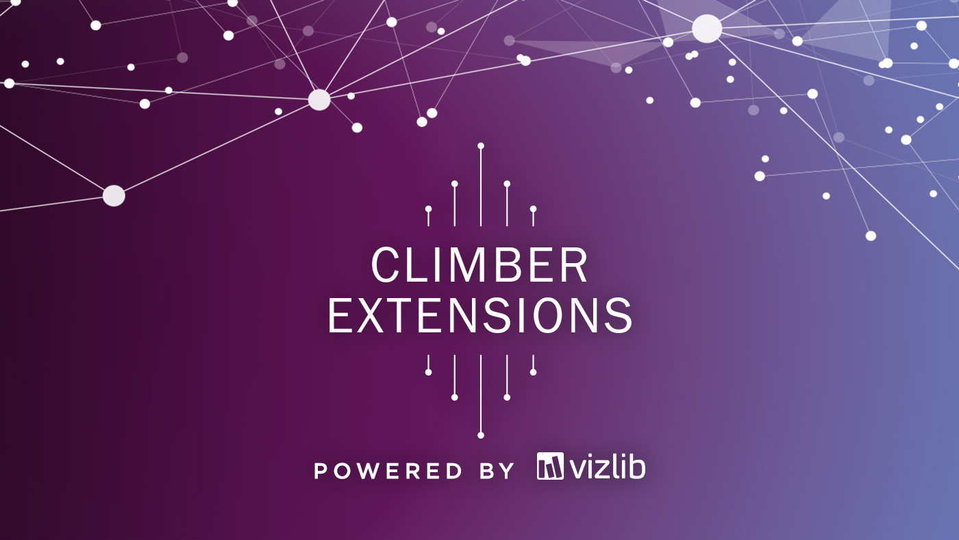 Climber Extensions Power by Vizlib - pressrelease