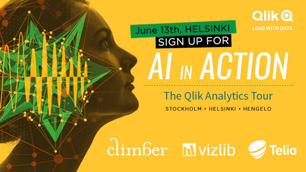 Qlik Analytics Tour: AI in Action with Climber and Vizlib
