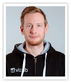 Martin Mahler CEO Vizlib
