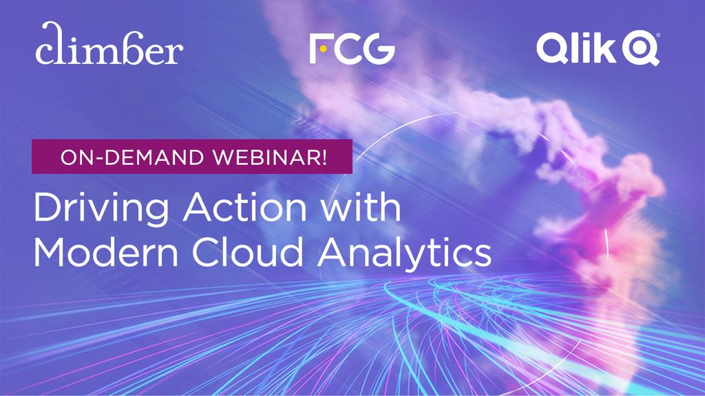 Cloud Data and Analytics Tour International with Climber