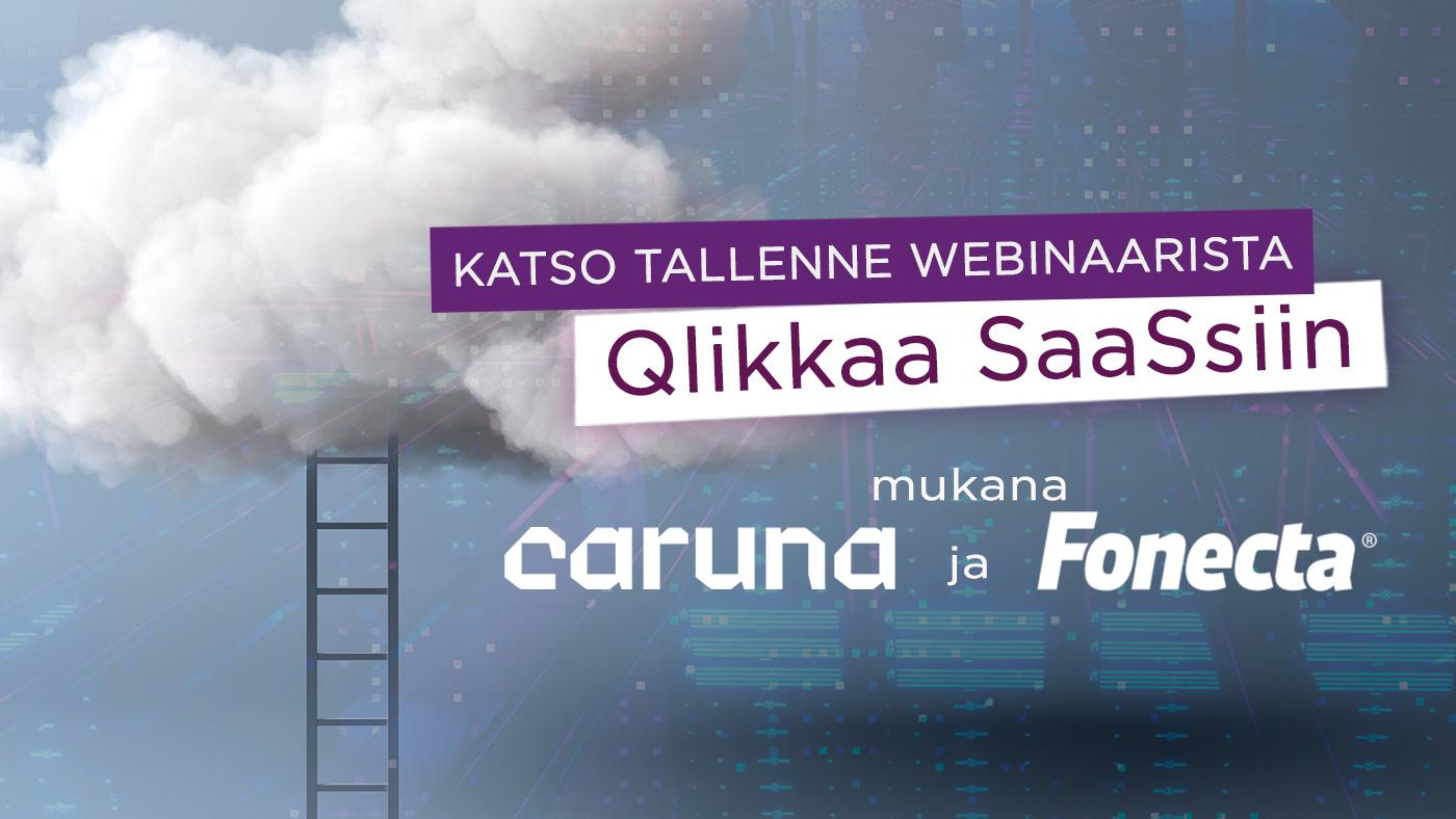 Qlik SaaS on-demand webinar